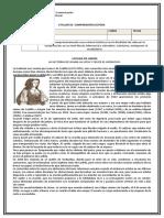 Taller Juana la Loca 8°