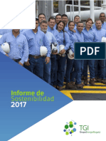 Tgi Informe de Sostenibilidad 2017