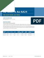 Short Method Au AA23 Au AA24 Fire Assay Atomic Absorption Methods.pdf
