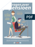 Pensioenkrant Vragen Over Je Pensioen 2018 - acv abvv aclvb