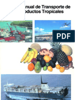 Manual de Transporte de Productos Tropicales