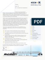 MCM FIGG Proposal for FIU Pedestrian Bridge 9-30-2015