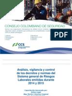Gce1031 2016 Vistazo Copasst
