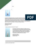 Tipos de Lámparas