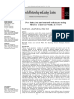 Pest detection and control techniques using wireless sensor network- A review .pdf