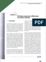 Patologías Comunes de Edificaciones de Concreto