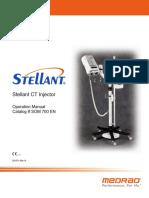 MedRad Stellant Operation Manual