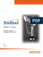 MedRad Stellant Operation Manual