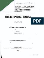 Jevto Dedijer - Hercegovina (1909)