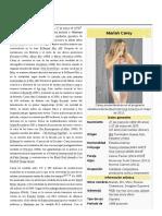Mariah Carey Wikipedia
