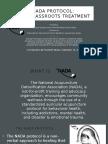 NADA Protocol the Grassroots Treatment