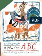 Donászy Magda - Állatos ABC_opt