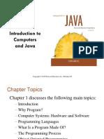 CSO Gaddis Java Chapter01 6e