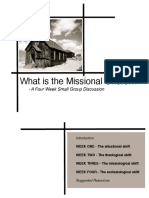 What is the Missional Church4