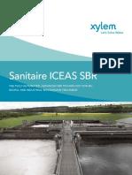 Sanitiare ICEAS SBR Brochure