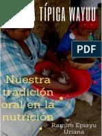 Comida Típica Wayuu