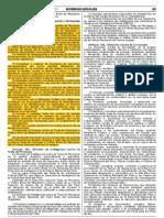 Artículo 144 Del Reglamento Del Decreto Legislativo Nº 1267 de La Policía Nacional Del Perú