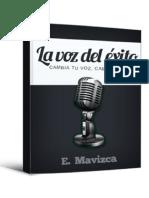 Ernesto Amabisca La Voz Del Xito Cambia Tu Voz Cambia Tu Vida La Voz Del Xito 2012