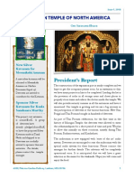 Murugan Temple Newsletter - Issue 1 - 2018