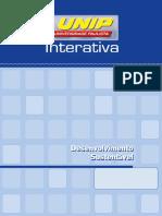 Livro Texto - Unidade I Desenvolvimento Sustentavel