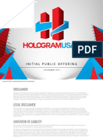 Hologram USA Media Kit