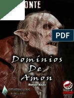 ALVES Rafael - Horizonte Carmim - Domínios de Amon