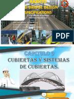 Cubiertas y Sistemas de Cubiertas