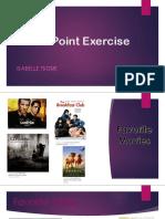 isabelle tsosie powerpoint exercise