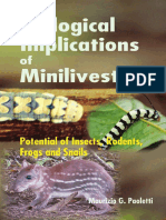 Paoletti 2005 BOOK Ecological Implications of Minilivestock Potential of Insects Rodents Frogs and Snails 1