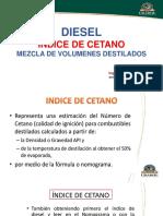 Blending Diesel , Indice de Centano