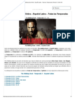 Mira the Walking Dead Online - Español Latino - Todas Las Temporadas _ Planeta Tv Online HD