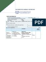 Secuencia Didactica Farmacologia y Nutrición 2018 N
