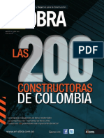 200 EMPRESAS CONSTRUCTORAS