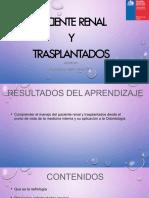 Paciente Renal - Trasplantados Fcosereyp