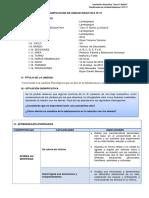 PFRH 3º - Planificacion Unidad 1.docx