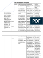 8week curriculum map template complete
