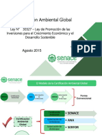 certificacion ambiental global