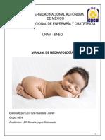 Manual Neonato
