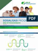 Sosialisasi Program Bpjs Ketenagakerjaan