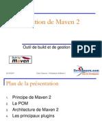 Presentation Maven2