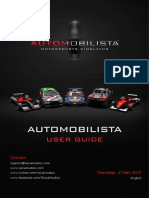 Automobilista User Guide En