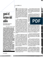 Varios Articulos Revista JAQUE Juntos