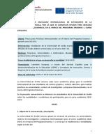 Convocatoria Erasmus Practicas 18-19 Defintiva 0