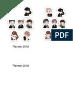 BTS Animado para imprimir