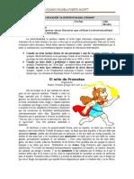 Guía Teórico - Práctica La Intertextualidad
