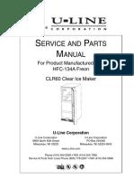 CLR60 U-Line Clear Ice Maker.pdf