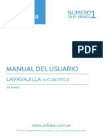 De 114XAR1 User Manual