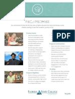 fscj promise info sheet