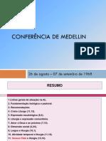 10. Conferência de Medellin.ppt