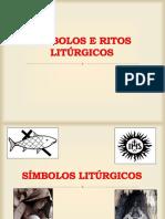 Símbolos e Ritos Litúrgicos